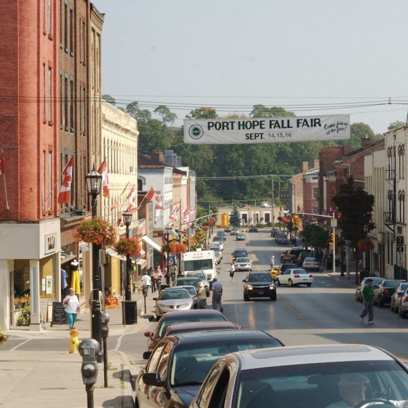 Port Hope Downtown
