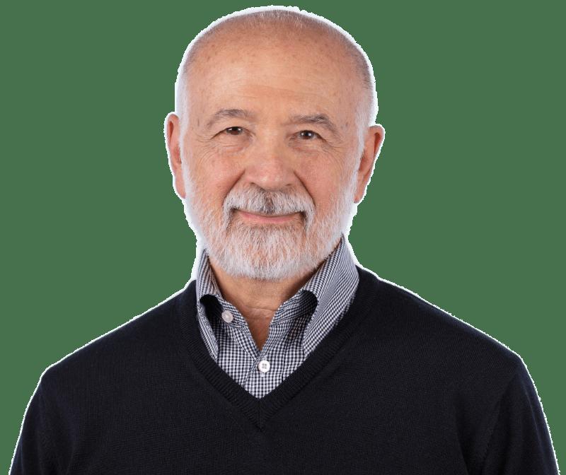 Tony Pulla headshot